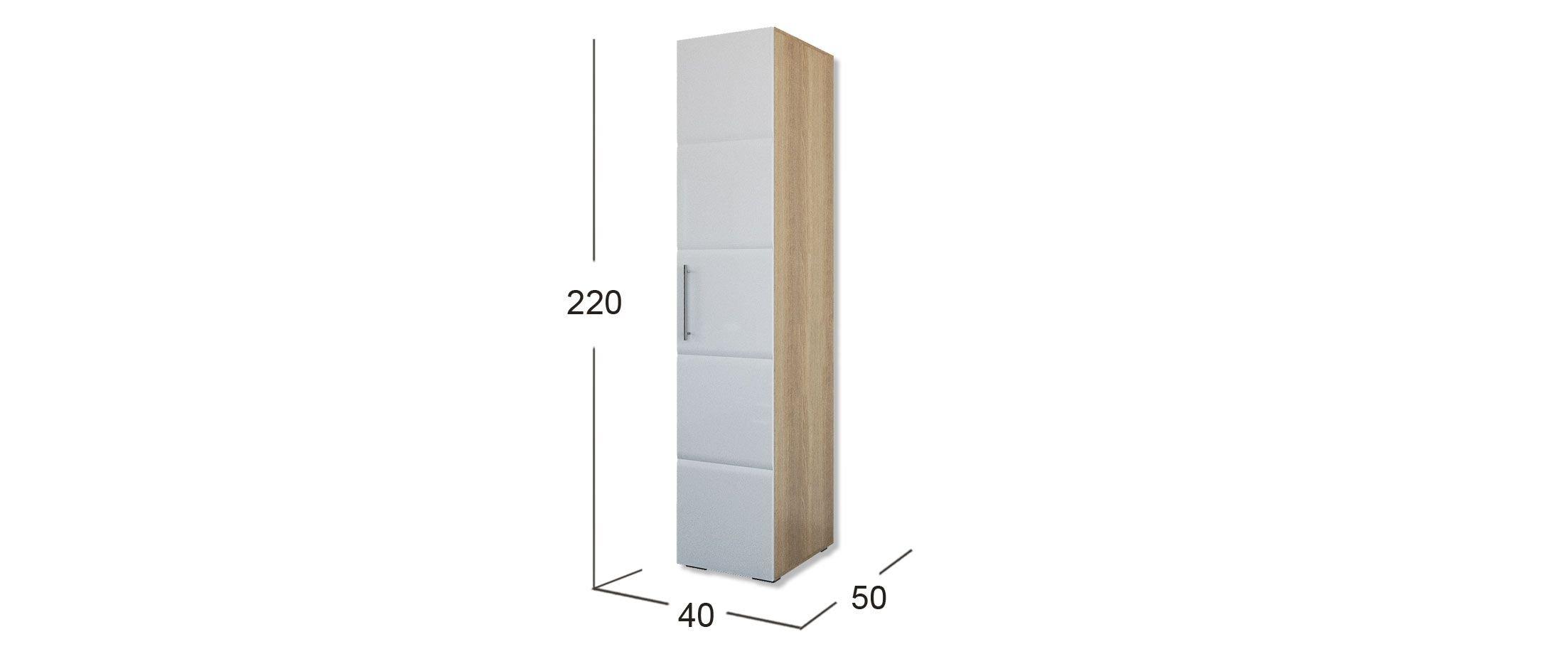 Шкаф 1-дверный София